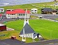 02 Olafsvik, Iceland - church in Olafsvik, Iceland.jpg