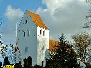 Gurre, Denmark - Gurre Church