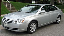 Toyota Avalon (2005–2007)