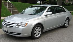 Exceptional 05 07 Toyota Avalon