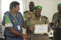 06 AMISOM Ugandan Contingent Medal Parade ceremony (14388359041).jpg