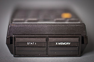 HP-41C - Extension slots of the HP-41CX