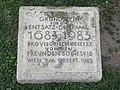 1010 Schmerlingplatz - Grete-Rehor-Park - Grundstein für Entsatzdenkmal 1683 IMG 0586.jpg