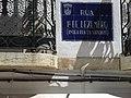 12-09-2017 Street name sign, Rua 1º de Dezembro, Faro.JPG