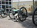 12 Pounder Howitzer at Chickamauga Battlefield Visitors Center image 3.jpg