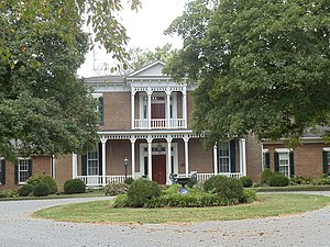 National Register of Historic Places listings in Rutherford County, Tennessee - Image: 1710 E Main St
