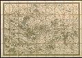 1849 – Carte topographique des Environs de Paris d'après la nouvelle carte des Chasses du Roy.jpg