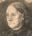 1879. Leibl Wilhelm. Gertrud Leibl.jpg