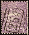 1888 1d New South Wales oval254 Yv59 SG253.jpg