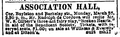 1889 AssociationHall BostonGlobe March17.png