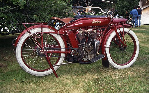1913 Indian Big Twin 70E