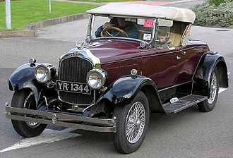Chrysler Imperial - 1926 Imperial Roadster