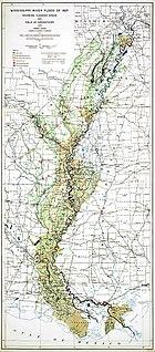 1927 flood of the Mississippi  River