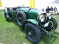 1928 Bentley 4 1 2 litre Vanden Plas Le Mans Sports (3829389894).jpg