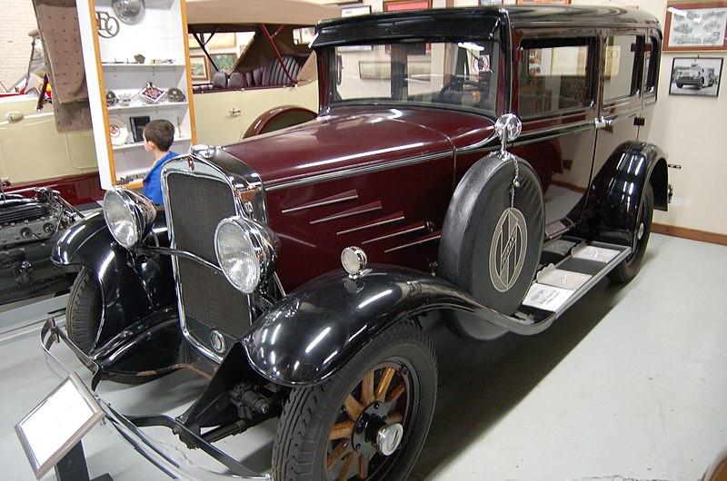 File:1930 Durant R E Olds Museum Lansing MI 2-9-2008 072 N (2254142858).jpg