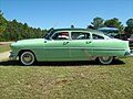 1954 Hudson Hornet Twin H sedan green ls.jpg