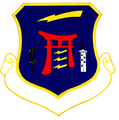 1962 Communications Gp emblem.png