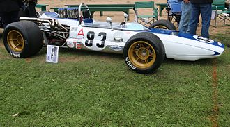 Formula 5000 - 1968 LeGrand Formula 5000 race car