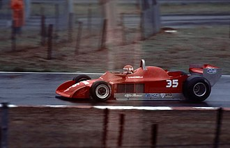 Alfa Romeo 177 - Bruno Giacomelli - Zolder 1979