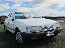 1990 Ford Sierra Sapphire (New Zealand) imported CBU from Belgium & Ford Sierra - Wikipedia markmcfarlin.com