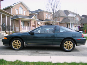 Plymouth Laser - 1993 Plymouth Laser RS Gold Edition
