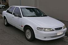 Ford Falcon (Australia) - Wikipedia