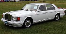 Rolls-Royce Silver Spirit - Wikipedia