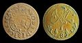 1 octavo de Real de Peso Fuerte CCS (Ochava) 1814.jpg