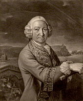 Painting of William Blakeney