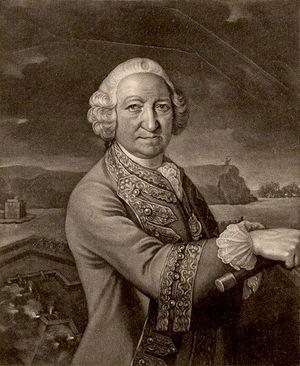 Blakeney, William (1672-1761)