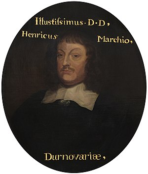 Henry Pierrepont, 1st Marquess of Dorchester - Henry Pierrepont, 1st Marquess of Dorchester