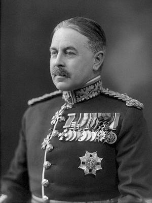 Robert Hutchison, 1st Baron Hutchison of Montrose - Sir Robert Hutchison in 1923