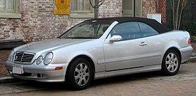 1st Mercedes Benz Clk Convertible Jpg