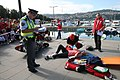 20. državno preverjanje ekip prve pomoči Civilne zaščite in Rdečega križa 19.JPG
