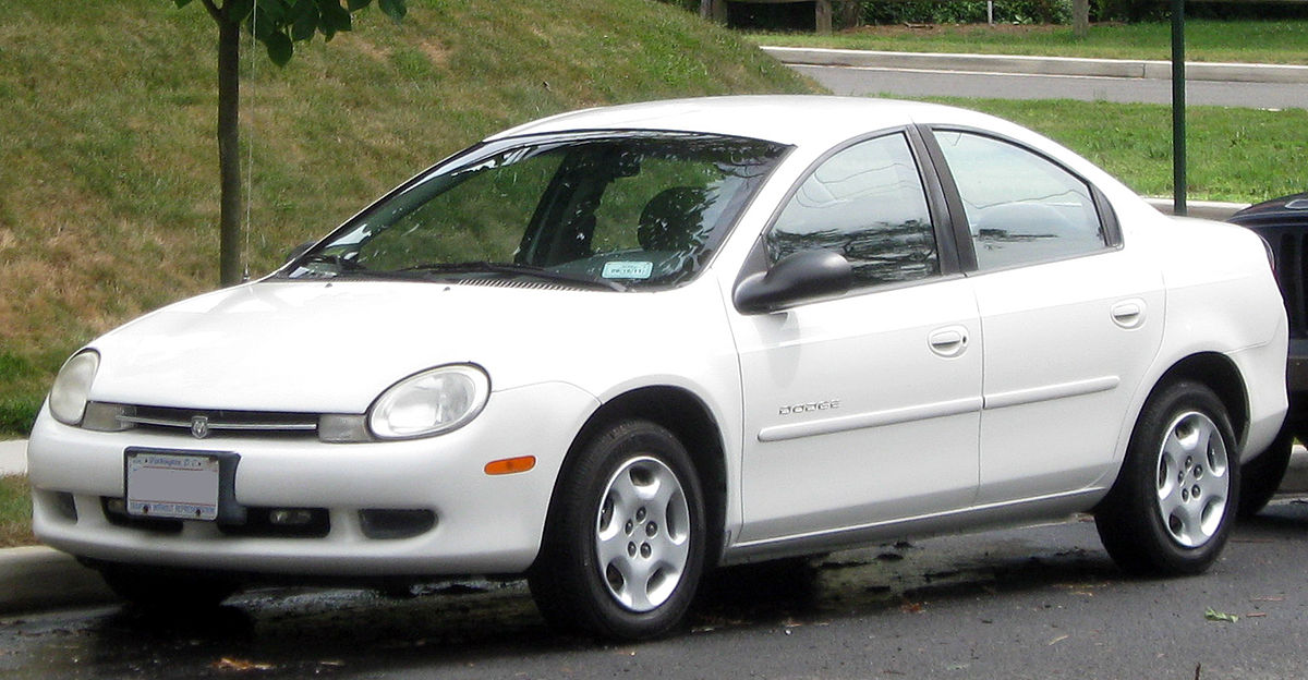 Dodge Dart Srt4 >> Chrysler Neon - Wikipedia