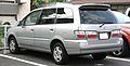 2001-2003 Nissan Presage C rear.jpg