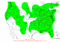 2002-12-25 24-hr Precipitation Map NOAA.png