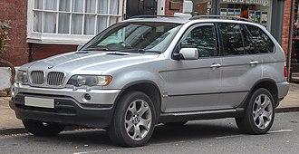 BMW X5 - BMW X5 Sport