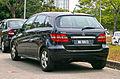 2005–2008 Mercedes-Benz B 170 (B-Class, T 245) 5-door hatchback (19203961474).jpg