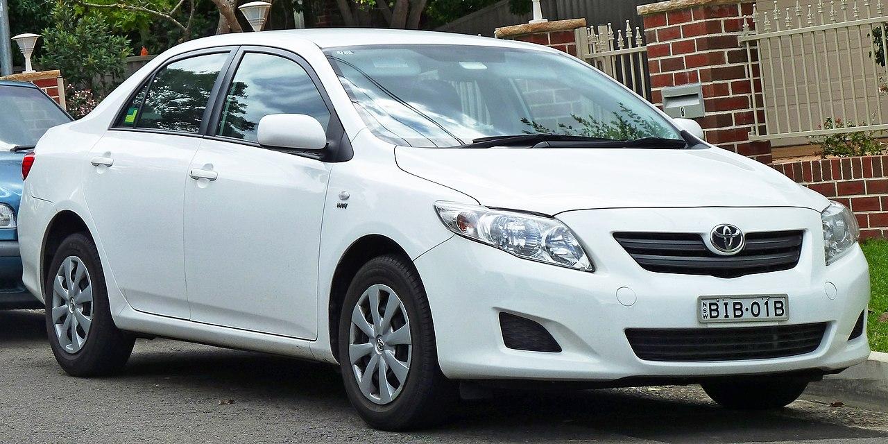 2010 Toyota Corolla S >> File:2007-2010 Toyota Corolla (ZRE152R) Ascent sedan (2011-04-02).jpg - Wikimedia Commons