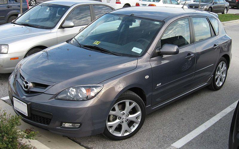 07 Mazda3 S Touring Wheels 4 Sale Mazda3club Com The