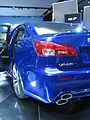 2007 Detroit Autoshow NAIAS Lexus IS-F ISF (360951547).jpg
