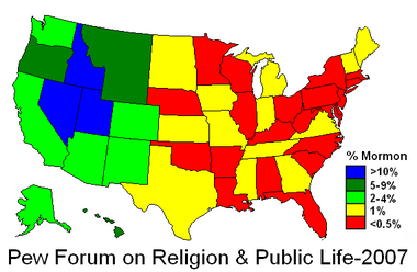 a discussion on mormonism as a christian denomination The vatican and several protestant churches do not accept mormon  has muted  religious talk during this campaign, he indirectly addressed.