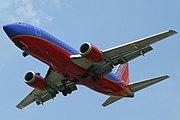 2008-07-30 Southwest Boeing 737 RDU 23R Final