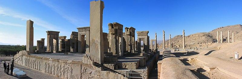 achaemenid architecture persepolis edit