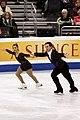 2009 World Championships Pairs - Jessica DUBE - Bryce DAVISON - 5271a.jpg