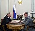 2010-06-04 Владимир Путин, Виктор Тихонов (1).jpeg