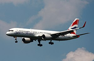 OpenSkies - Open Skies Boeing 757-200