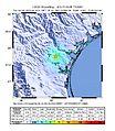 2010 South Texas earthquake shakemap.jpg