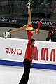 2010 World Figure Skating Championships Pairs - Stacey KEMP - David KING - 7061A.jpg